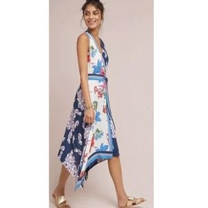 Anthropologie Botanica Dress new